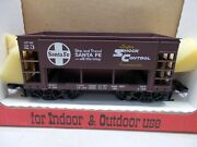 Mdc / Roundhouse A.t. And S.f. - Santa Fe Ore Car 23 Lot B G Scale