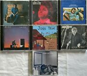 John Prine S/t-german Afternoons-lost Dogs-live On Tour-spite Of Ourselves 7 Cd