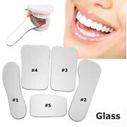 Dental Glass Photo Mouth Mirrors Intraoral Photographic Orthodontic Reflector