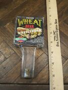 Boulevard Brewing Wheat Beer Unfiltered Tap Handle Brewery