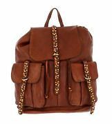 Campomaggi Sac Andagrave Dos Backpack Cognac