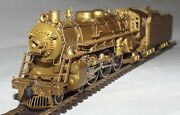 United Scale Models Ho Scale Candnw E-2 4-6-2 Locomotive Pacific Fast Mail