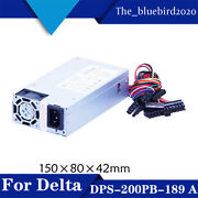 For Delta Rated 200w All-in-one Machine Cash Register Nas 1u Switch Power Supply