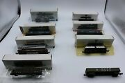 8 9725 Southern Pacific N Scale High Speed Metal Products Locomotive Train Set