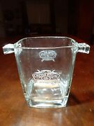 Chivas Regal 18 Year Old Whiskey Gold Signature Champagne Glass Ice Bucket