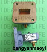 1pcs Used Good Hnl M-173 9.84-15.0ghz R120 Sma Waveguide Adapter C2we