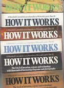 Various Issues Of How It Works Magazine Marshall Cavendish 1974