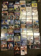 Lot Of 68 Mixed Dvds - All Are New And Sealed