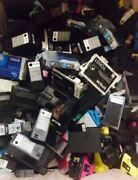 ✅ Mix Lot Of 50/100 Empty Used Ink Cartridges - Get 100/200 Rewards At Staples