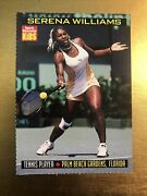 Serena Williams 1999 Sports Illustrated For Kids Si Series 4 Rookie Cardandnbsp