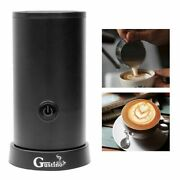 Electric Maker Automatic Milk Frother Warmer Heater Foamer Cappuccino Coffee