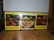Vintage My Great Recipe Card Library Index 1-33 Recipes1984