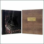 Genesis Publications Jimmy Page The Anthology Limited Edition Book Uk
