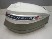 Omc Evinrude Starflite 100 Hp Selectric Shift Outboard Engine Cowling Cowl Cover
