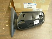 Nos Oem Ford 2012 2016 Lincoln Mks Lh Mirror 2013 2014 2015 W/o Blind Spot
