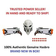 Hasbro Nerf Overwatch Reaper Wight Edition Collectors Pack 2 Blasters And Mask