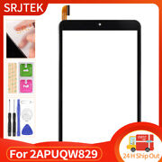 For Onn Surf 8.0 Tablet Gen 2 100011885 2apuqw829 Touch Screen Glass Digitizer