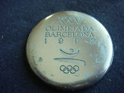 1992 Barcelona Spain Summer Olympic Games Participation Medal By X Corbero