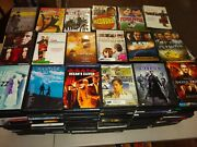Lot 100 Used Assorted Dvd Movies - 100 Bulk Dvds - Used Dvds Wholesale Lot