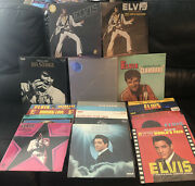 Elvis Presley New Sealed Vinyl Record Collection 25th Anniversary Set Moody Blue