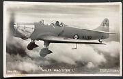 Mint England Valentines Real Picture Postcard Miles Magister I