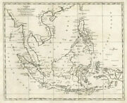 East India Islands. Philippines Indochina Indonesia. Arrowsmith And Lewis 1812 Map