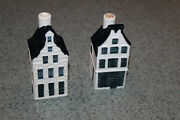 Blue Delft House Lot 1575 Amsterdam Klm 2013 11 And 25 Excellent Condition