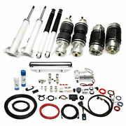 Ta Air Suspension+control+luft-kit 19l Tank For 190 1982-1993