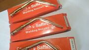 Saffire Heavy Duty Swaged Gas Welding Torch Nozzles
