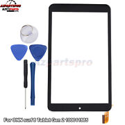 For Onn Surf 8 Tablet Gen 2 100011885 2apuqw829 Touch Screen Digitizer @us
