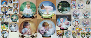 Perfect Condition Collectable Plates From Pemberton Oaks Xerces And More