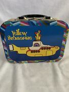 Vintage The Beatles Yellow Submarine Lunch Box