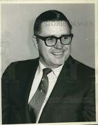 1970 Press Photo Fred Olsen Of Personnel Managers Association Of New Orleans