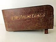 Airline Express Antique Toy Truck Trailer