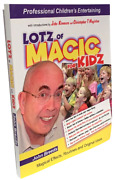Lotz Of Magic For Kidz Book Kids Show Stage Birthday Party Tricks Funny Comedy