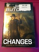 Dresden Files Series Changes By Jim Butcher2010, Hardcover 1st Edition