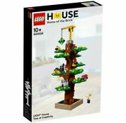 Lego® House Tree Of Creativity 4000026 - Nib, Hard To Find Sold Out In Billund