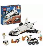 Lego Go City Space Mars Research Shuttle Kit -273 Pieces - New
