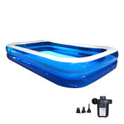 Family Swimming Pools Kiddie Inflatable Adults Large Outdoor Above Ground Pool