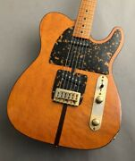 Bill Lawrence Bt2-m Mad Cat Natural 1990s Tl Type From Japan