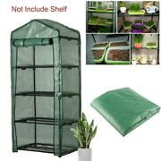 Replacement Greenhouse Outdoor Garden Grow Bag Green House Greenhouse Cover New