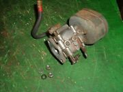 Vintage Carb Lombard Chainsaw Carburetor And Nuts / Washers 1940s - 1950s