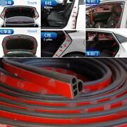 10m Dual Hollow Layer Car Door Edge Strip Moulding Trim Seal Sound Weather Proof