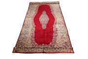 Hand-made 11' X 22' Ker/man Palace Size Hand-knotted Area Rug