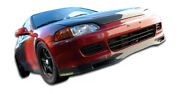 Carbon Creations Spoon Style Front Lip Body Kit For 92-95 Honda Civic 2dr Hb