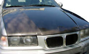 Carbon Creations Oem Look Hood Body Kit For 92-98 Bmw 3 Series E36 2dr