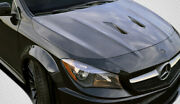 Carbon Creations Black Series Look Hood Body Kit For 14-16 Mercedes Cla Class