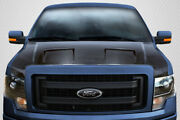 Carbon Creations Ram Air Hood Body Kit For 09-14 Ford F150