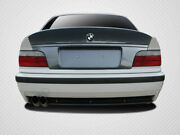 Carbon Creations Csl Look Trunk Body Kit For 92-98 Bmw 3 Series E36 2dr