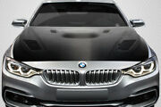 Carbon Creations Victory Hood For 12-18 Bmw 3 Series F30 14-20 4 Series F32